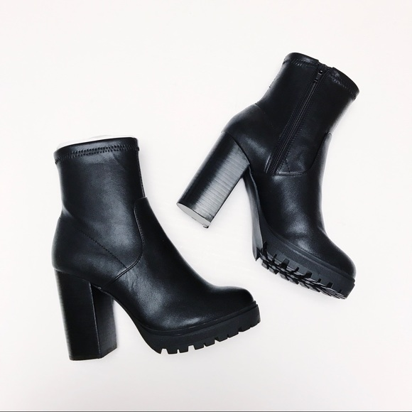 a79987554f9 Steve Madden - Black Ankle Boots